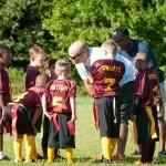 Todo lo que significa ser entrenador de fútbol base