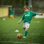 Cómo entrenar niños para el fútbol