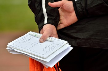 Funciones del entrenador de fútbol sala